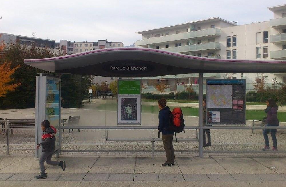 Urban Expo Photographie 2015 Arrêts de tram